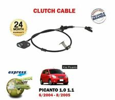 FOR KIA PICANTO 1.0 1.1 6/2004 - 8/2005 NEW CLUTCH CABLE COMPLETE