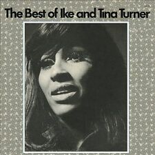 The Best of Ike & Tina Turner by Ike & Tina Turner (Vinyl, Apr-2014, Cleopatra)