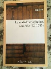 Le Malade Imaginaire, Comedie (Paperback or Softback)