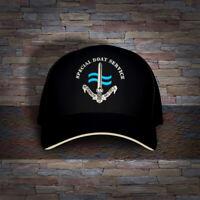 SBS Special Boat Service Frogmen Special Forces Sword Logo Embro Cap Hat