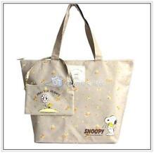 Snoopy Peanuts Shoulder Bag + Bean Bag Coin Bag Skate Print Woodstock