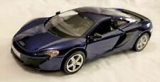 RMZ City - 1:32 Scale Model McLaren 650S Blue (BBUF555992B)