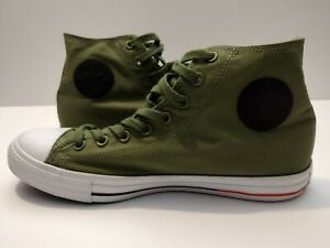 Converse Chuck Taylor All Star High Mens 153795F Fatigue Green Shoes Size 10.5