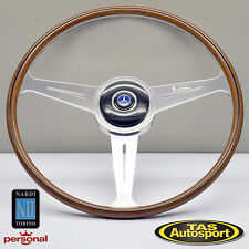 Nardi Wood Steering Wheel Replica Mercedes 300 SL Roadster 5812.42.3000