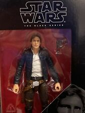 Star Wars | The Black Series | Han Solo Bespin | 6-Inch Action Figure