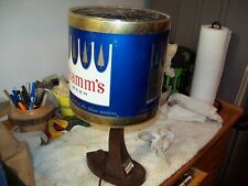 Hamms Beer Double Rotator Motion Lamp Advertising