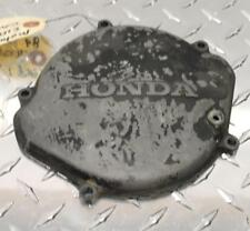 1989 HONDA CR125R ENGINE MOTOR RIGHT SIDE CLUTCH COVER