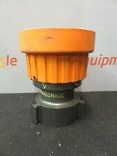 Pok Tornadomatic 100 400 Gpm Nozzle Fire Hose Fitting Firefighting