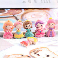20-pack Flat Back Resin Cartoon Pretty Girls Craft 2-3cm Embellishments Decors