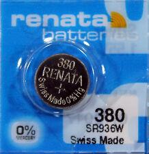 Sr936W Sr936 Watch Batteries 2 X 380 Renata