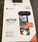 New OLLOCLIP Active Lens Set Telephoto & Wide-Angle For IPhone 7/7 Plus 8/8 Plus