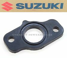 Genuine Suzuki Carb Carburetor Mounting Joint Insulator 87-06 LT 80 Spacer #K164