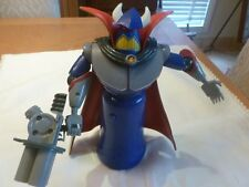 """Disney Thinktank EVIL EMPORER ZURG from Toy Story 9""""+ Has sounds+Moveable Parts"""