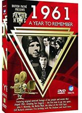 1961 - A Year To Remember (Pathe News) DVD REGION 4, new & sealed, Aussie Seller