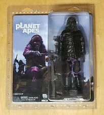 """GORILLA SOLDIER - NECA Planet of the Apes - Mego Style 8"""" Figure - New (2014)"""