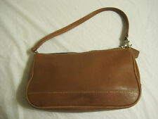 Coach Leather Clutch Purse/Handbag~Brown~E2S-7785~LBDEO