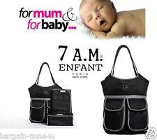 Voyage Barcelona NewBorn baby Diaper Nappy Bags Hospital Birth Travel Bottle Set