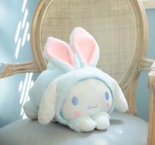 Melody Cinnamon Dog On Rabbit Kitty Plush Doll Tissue Box Holder