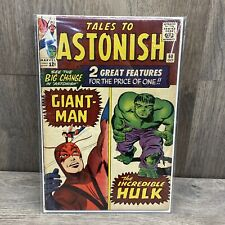 TALES TO ASTONISH #60 PRIVATE COLLECTION 'GIANT MAN AND THE INCREDIBLE HULK