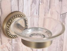 Retro Antique Brass Soap Basket /Soap Dish/Soap Holder /Bathroom Accessories