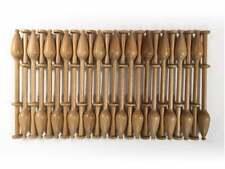 Mechlin Style Bobbin Lace Bobbins | 24 Pack Artisan Crafted High Quality Bobbins