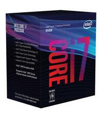 Intel Core i7-8700K 12MB 45W 2,6GHz Procesador