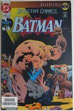 1993 DETECTIVE COMICS #659  -  F                   (INV11448)