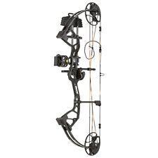 New Bear Archery Royale RTH Package RH 50# Shadow Black