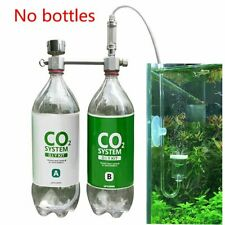 Aquarium CO2 Generator Reactor System Kit W/ Solenoid Bubble Diffuser