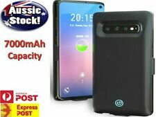 [200% Extended] Power Bank Charging Battery Case For Samsung Galaxy S9 S8 S10e +