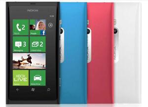 "Nokia Lumia 800 3G Touch Screen 3.7"" 8MP Camera 16GB ROM 512MB RAM SmartPhone"