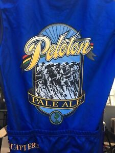 pearl izumi Bike jersey Peloton Squatters Beer SMALL