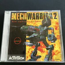 MechWarrior 2 PC Video Game Used Free Shipping