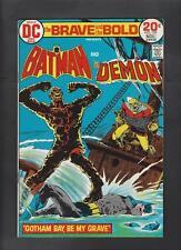 Brave and Bold 109 Vf 8.0 Batman Hi-Res Scans