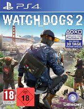 PS4 JUEGO WATCH DOGS 2 WATCHDOGS II Producto NUEVO