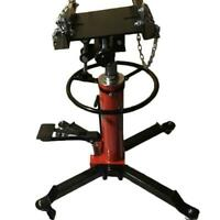 A++ 1500lbs Transmission Jack 2 Stage Hydraulic w/ 360°For Car lift Auto lift