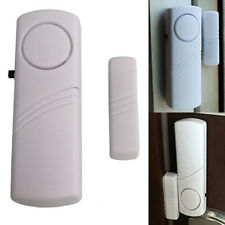 WIRELESS Home Window Door Security ALARM System Magnetic Sensor Super loud 120dB