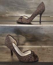OCCASIONE GUESS! decoltè scarpe donna marrone decollete tacco Liu-jo geox nero