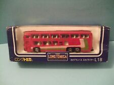 TOMICA LONG L18 NEOPLAN BUS Skyliner ABANO TERME 1/100 scale by TOMY DIECAST