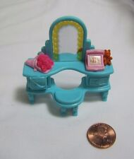 FISHER PRICE Sweet Streets Dollhouse VANITY MIRROR CASH REGISTER for BEAUTY SHOP