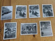 More details for original 1952 irthlingborough carnival northampton photos x 7
