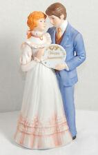 Enesco Treasured Memories  Happy Anniversary Figurine 1985