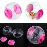 PetRunning Ball Kunststoff Grounder Jogging Hamster Pet Kleines Übungsspielzeug