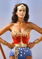 WONDER WOMAN POSTER Lynda Carter DC Season Series Wall Art Photo Poster A4 A3