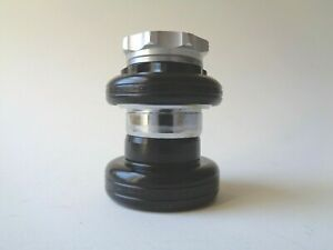 *NOS Vintage 1980s SHIMANO 600 EX black aluminium headset (HP-6200)*