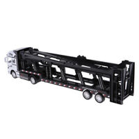1:48 Scale Trailer Vehicle Model Transport Car Vehicle for Birthday Gift
