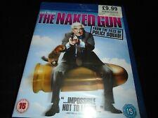 Naked Gun (Blu-Ray) Leslie Nielsen  New and sealed