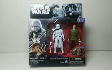 STAR WARS ROGUE ONE SNOWTROOPER POE DAMERON Double Pack Action Figure NEW