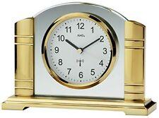 Ams 5143 Horloge de table Classique Radio Pilotée en laiton