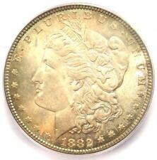 1882-P (1882) Morgan Silver Dollar $1 - ICG MS65 - Rare in MS65 - $475 Value!